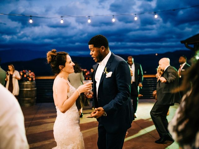 Aubrey and Laura's Wedding in Pigeon Forge, Tennessee 54