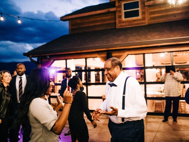Aubrey and Laura's Wedding in Pigeon Forge, Tennessee 56