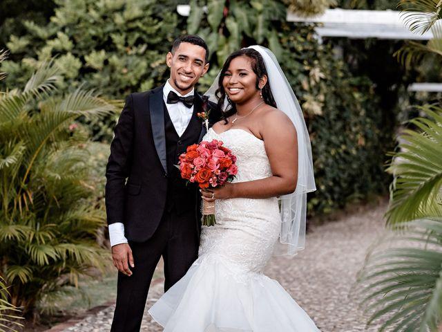 The wedding of Amera and Graig