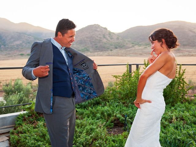 Alex and Michelle's Wedding in Valle de Guadalupe, Mexico 7