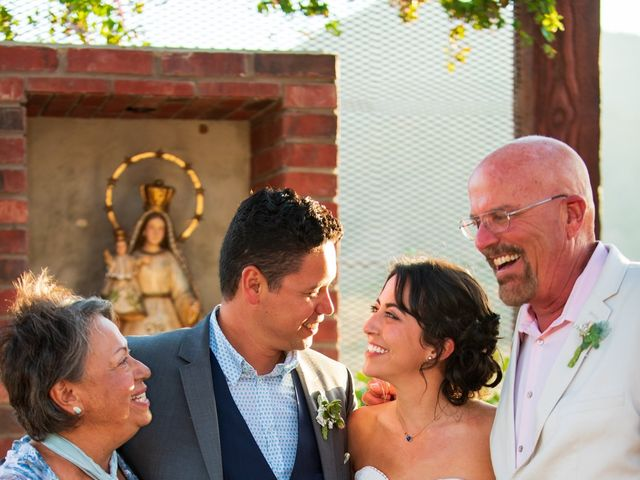 Alex and Michelle's Wedding in Valle de Guadalupe, Mexico 8