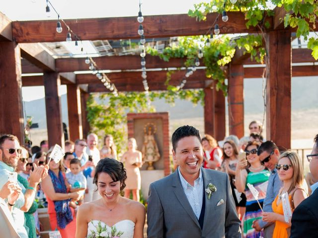 Alex and Michelle's Wedding in Valle de Guadalupe, Mexico 10