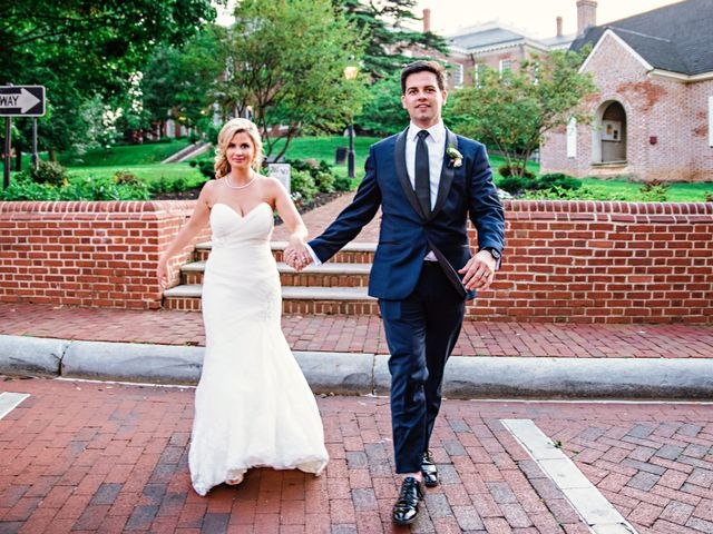 The wedding of Meghan and Bobby