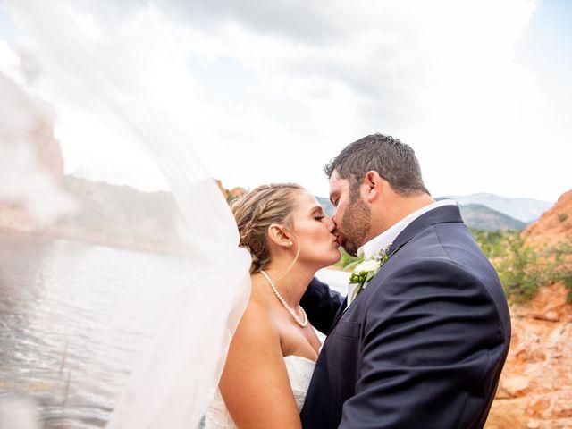 The wedding of Jenni and Austin