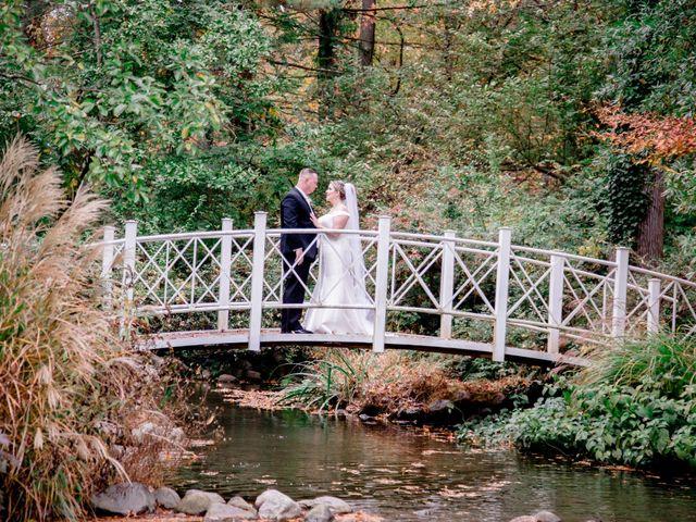 The wedding of Lisa and Stephen