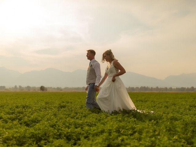 The wedding of Amanda and Jack