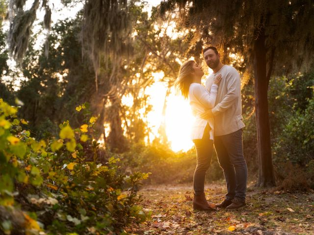 David and Taylor's Wedding in Green Cove Springs, Florida 4