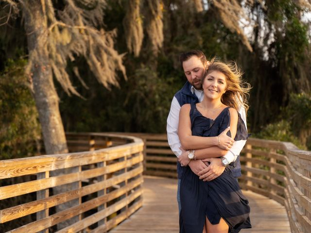 David and Taylor's Wedding in Green Cove Springs, Florida 5