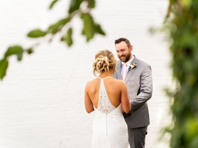 David and Taylor's Wedding in Green Cove Springs, Florida 20