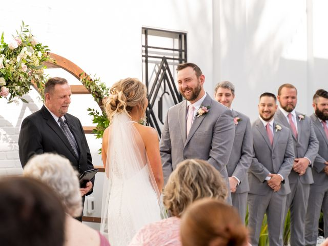 David and Taylor's Wedding in Green Cove Springs, Florida 23