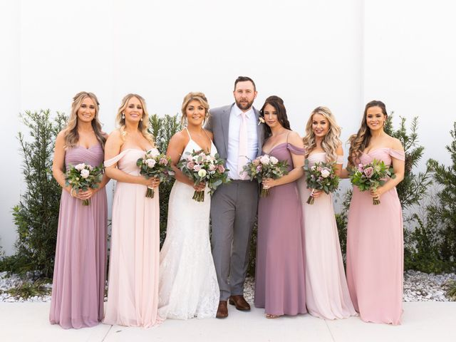 David and Taylor's Wedding in Green Cove Springs, Florida 26