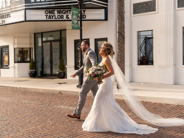 David and Taylor's Wedding in Green Cove Springs, Florida 29