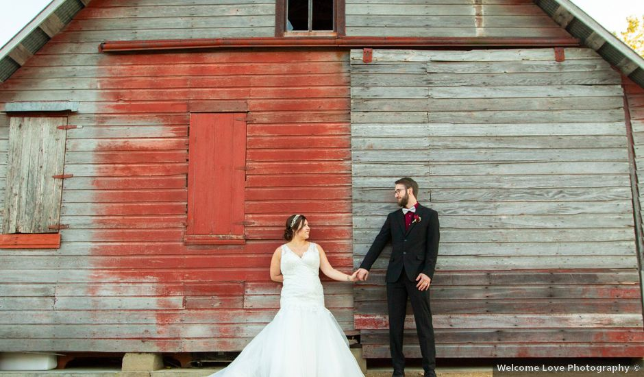 Justin and Jessica's Wedding in Beldenville, Minnesota