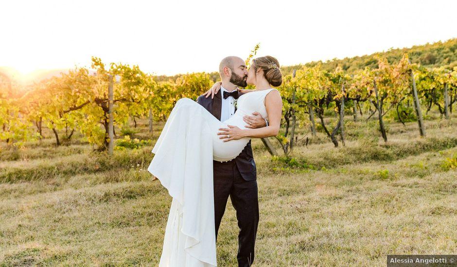 Grayson and Ashley's Wedding in Arezzo, Italy