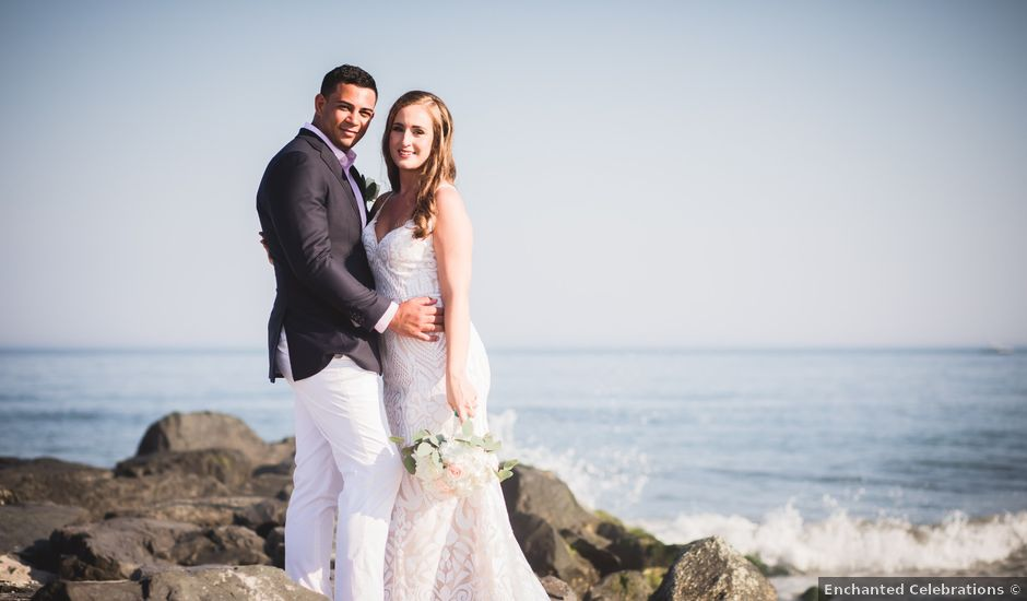 Achraf' and Kimberly's Wedding in Cape May, New Jersey
