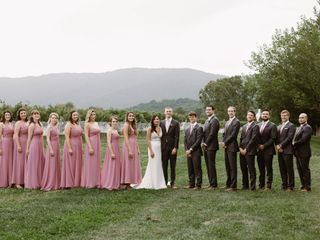Chris and Gaby's Wedding in Charlottesville, Virginia 3