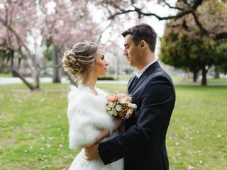 The wedding of Christina and Andrian 2