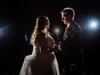 The wedding of Renee and Billy 1