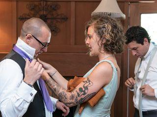 The wedding of Sara and Ryan 1