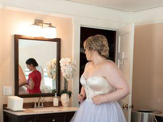 The wedding of Sara and Ryan 3