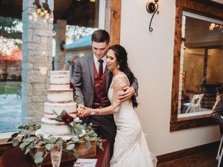 The wedding of Sheldon and Mackenzie 1