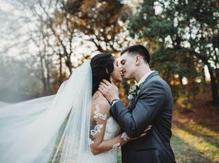 The wedding of Sheldon and Mackenzie 3