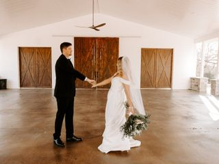 The wedding of Mary Katherine and Nick 1