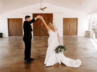 The wedding of Mary Katherine and Nick 3