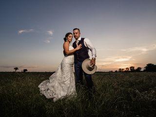 The wedding of Jessica and Tony