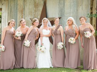 Paula and Brent's Wedding in Dripping Springs, Texas 3