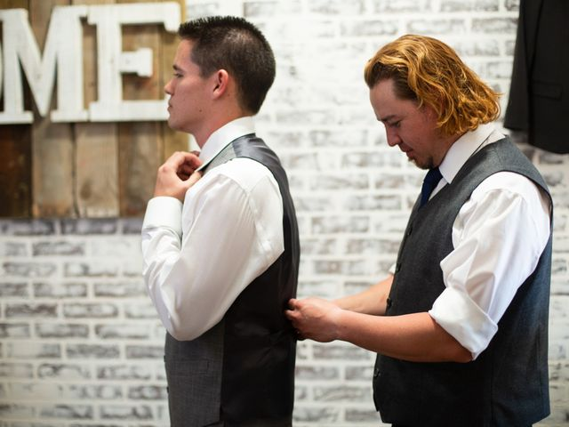 Aaron and Sinead's Wedding in Murrieta, California 14