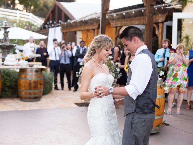 Aaron and Sinead's Wedding in Murrieta, California 44