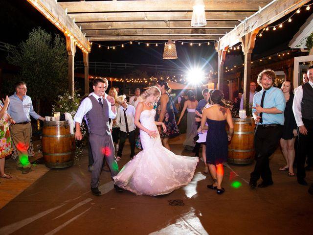 Aaron and Sinead's Wedding in Murrieta, California 45