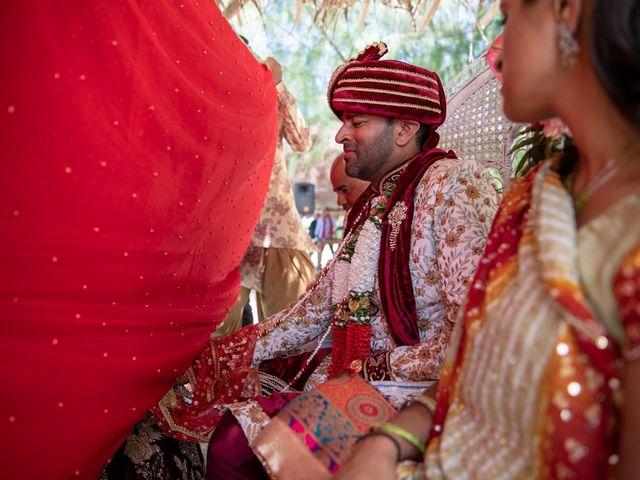 Anand and Manta's Wedding in Bora Bora, French Polynesia 1
