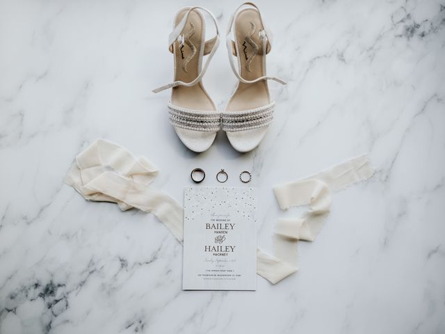 Bailey and Hailey's Wedding in Weatherford, Texas 1
