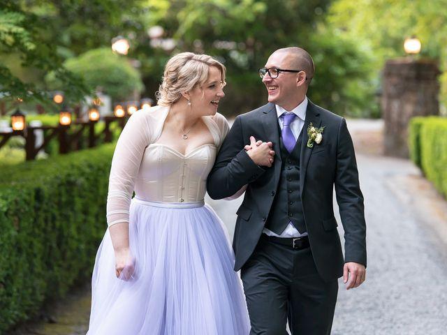 The wedding of Sara and Ryan