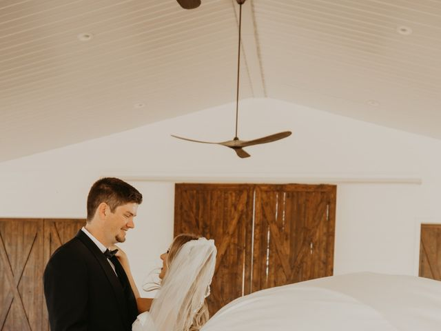Nick and Mary Katherine's Wedding in Conway, Arkansas 7