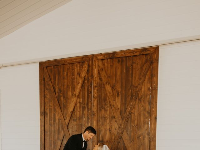 Nick and Mary Katherine's Wedding in Conway, Arkansas 14