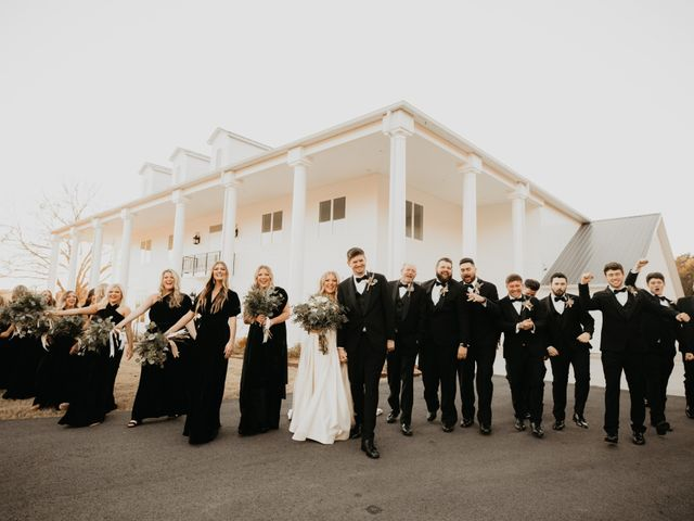 Nick and Mary Katherine's Wedding in Conway, Arkansas 20