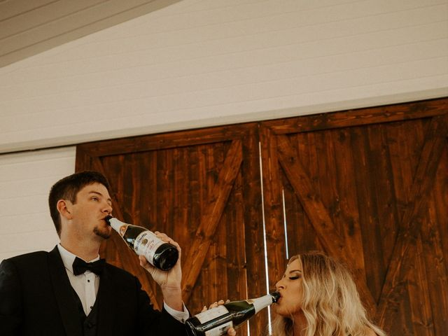 Nick and Mary Katherine's Wedding in Conway, Arkansas 49