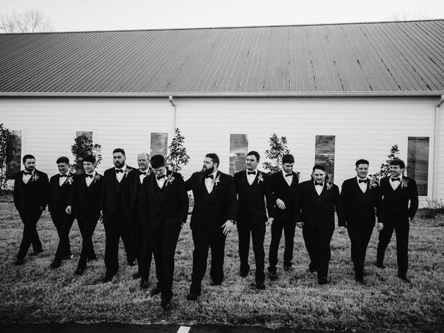 Nick and Mary Katherine's Wedding in Conway, Arkansas 53
