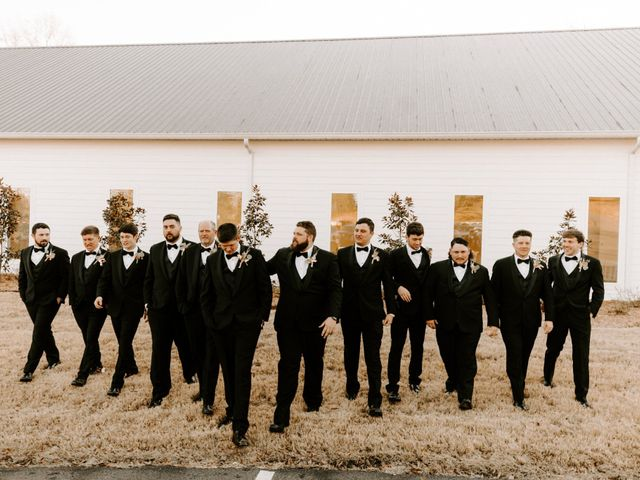 Nick and Mary Katherine's Wedding in Conway, Arkansas 54