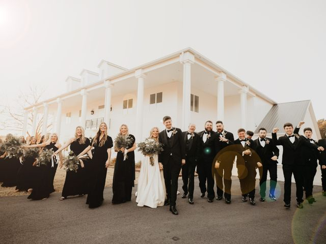Nick and Mary Katherine's Wedding in Conway, Arkansas 64