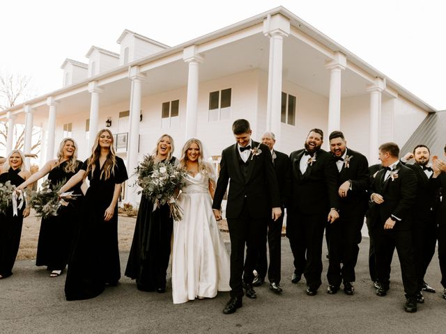 Nick and Mary Katherine's Wedding in Conway, Arkansas 65
