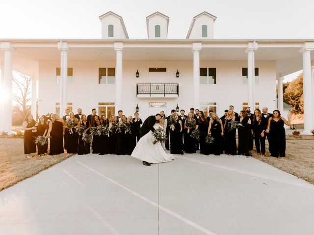 Nick and Mary Katherine's Wedding in Conway, Arkansas 68