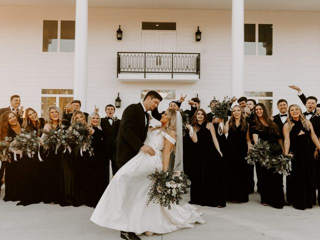 Nick and Mary Katherine's Wedding in Conway, Arkansas 69