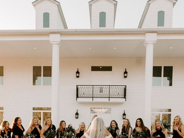 Nick and Mary Katherine's Wedding in Conway, Arkansas 70