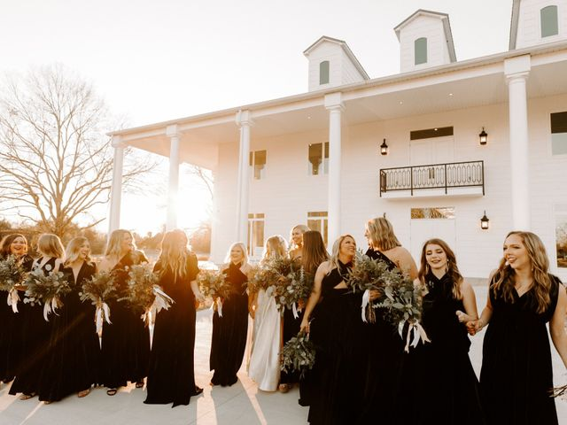 Nick and Mary Katherine's Wedding in Conway, Arkansas 75