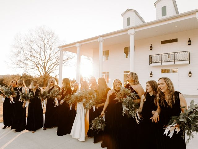 Nick and Mary Katherine's Wedding in Conway, Arkansas 76
