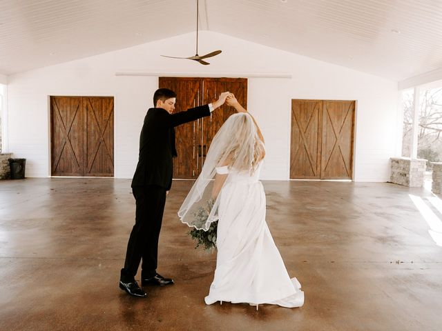 Nick and Mary Katherine's Wedding in Conway, Arkansas 3